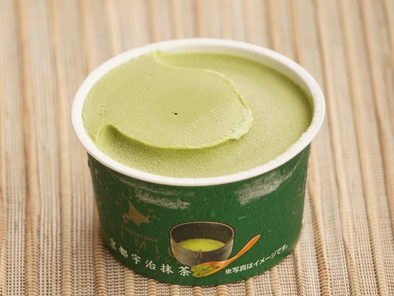 上品でやさしい味の「ChateraisePREMIUM京都宇治抹茶」