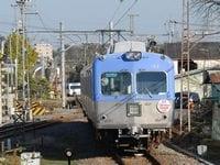 元京王井の頭線の電車が上毛電鉄の主役だ