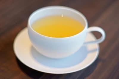 奈良産の御茶。