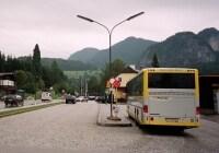 オーストリアを縦横無尽に走るポストバス