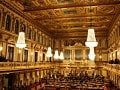 ウィーン楽友協会の黄金のホールでクラシック音楽鑑賞