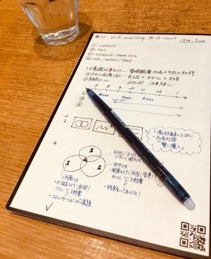 ビジネスのメモにおすすめのノート