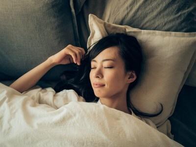 ぐっすり眠ることは美容にも健康にも重要
