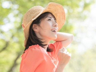 アラフォーママ世代にオススメの帽子とは?