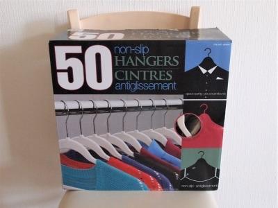 コストコのロングセラー商品の、薄型&服がずりおちないハンガー
