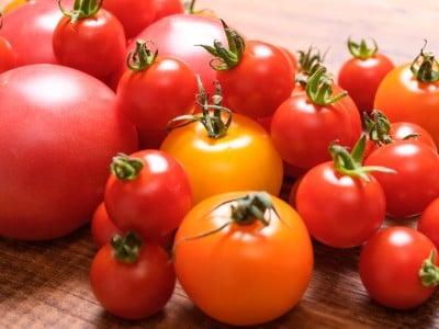 元気をくれる夏野菜の中でも、特に男性が食べるべきは「トマト」