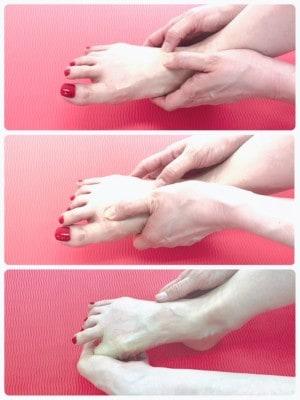 footmassage