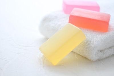 100均セリアのおすすめ石鹸置き