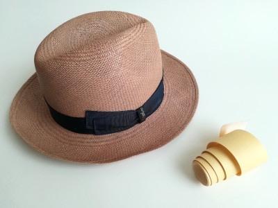 新しい帽子を購入したら、汚れ防止対策しましょう