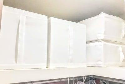 IKEA・SKUBB(スクッブ)があれば簡単に美しい収納が作れる