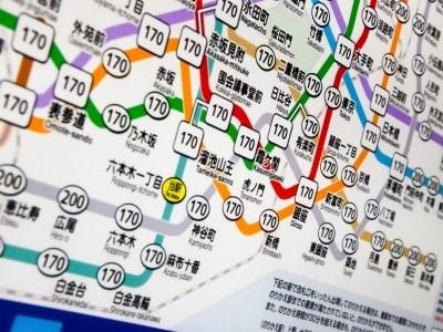 複数の東京メトロの路線を乗り継ぐ場合はオトクになる可能性高し!