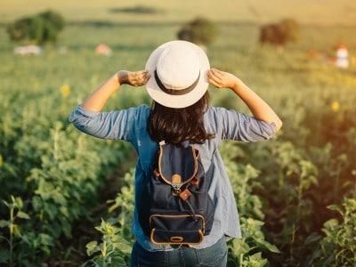 旅行の際はサブバッグを持って行くと安心!