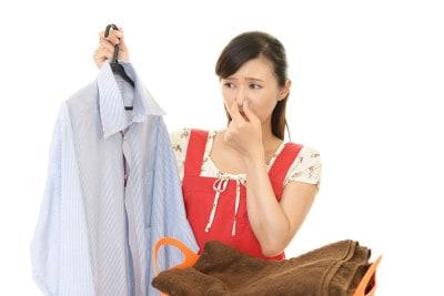 汗だけでなく、徐々に変化してくる加齢臭にも自分自身は気づきにくい。