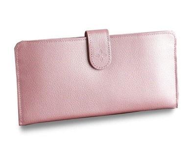 「お金が貯まる財布」の条件が過不足なく満たされた、FRAMEWORKの長財布