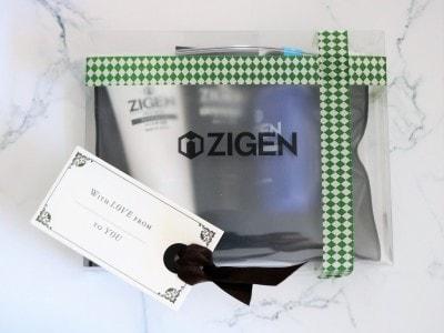 ZIGENのトラベルセットは父の日のプレゼントに最適。