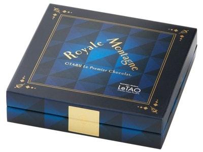 ルタオの人気商品ロイヤルモンターニュ(チョコレート)