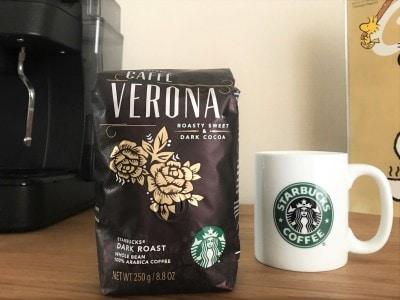 チョコレートとの相性バツグンだとファンも多いコーヒー「カフェベロナ」