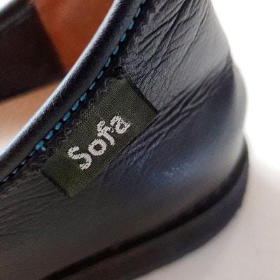 ベル&ソファの靴