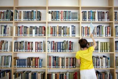 実は書籍は片づけしやすいアイテムのひとつ