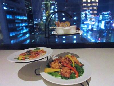 第一ホテル東京「ラウンジ21」アペタイザー・セレクション