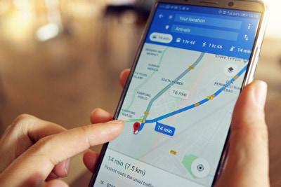 ネット環境にいなくてもGoogleマップが使えるオフライン機能