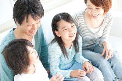 家族みんなで使える点も魅力