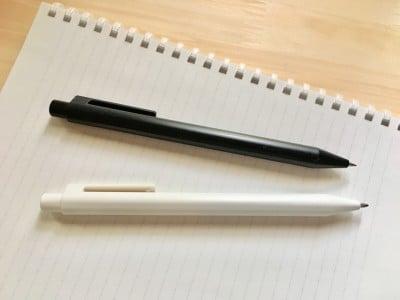 無印良品の「詰め替えるペン。」