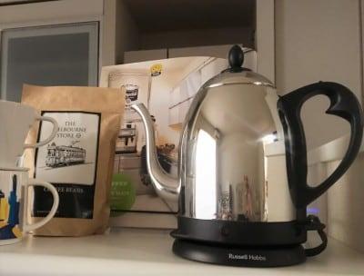 ラッセルホブスのカフェケトル
