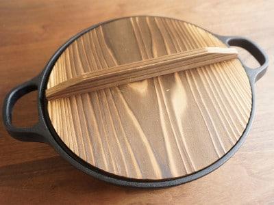 及源「すき焼ぎょうざ兼用鍋」