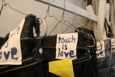 touch is love