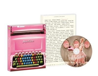 ピンクのタイピストがかわいい!デボラ・フランソワ出演映画『タイピスト』