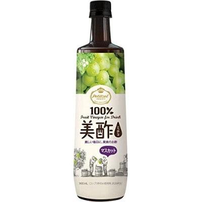 CJジャパンの飲むお酢、美酢