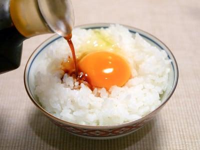 TKG(=卵かけごはん)がごちそうになるほど、おいしいごはんが炊けます