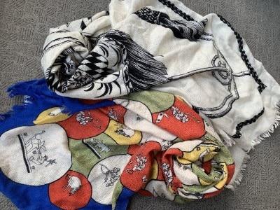 manipur(マニプリ)スカーフ・ストール