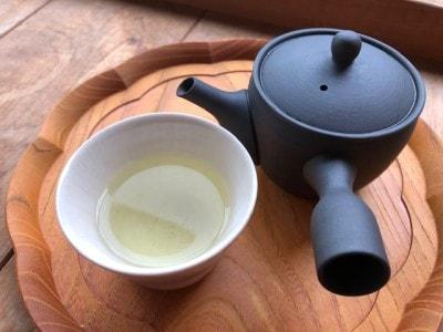 たった1杯のお茶でも贅沢を味わえる