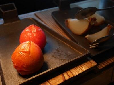 龍名館朝食ビュッフェ