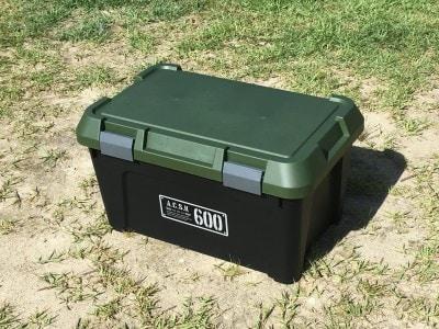 たっぷり収納することもできる便利ボックス