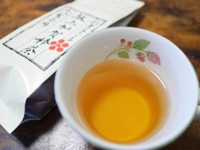他のほうじ茶にはないような香ばしい香りが味わえる!
