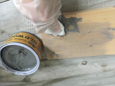 クリーム状で塗りやすいワックス