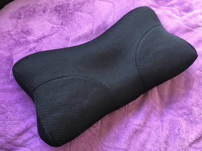 RAKUNA,整体枕,首や肩の筋肉にアプローチする枕,枕,肩こり