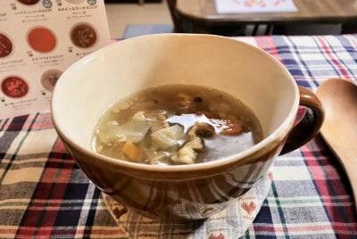 ビストロのスープ