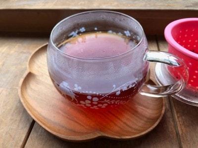 紅茶をゆっくり入れている間が、至福の時だったりもする