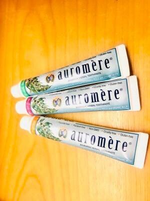 5千年の歴史を持つアーユルヴェーダの知恵から生まれた歯磨き粉
