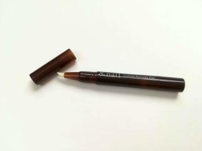 爪のまわりを潤いで満たす、石澤研究所「アンドネイルキューティクルリムーブペン」