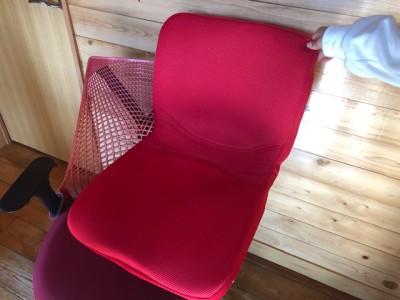 椅子にセットされているわけではないので、持ち運びも可能