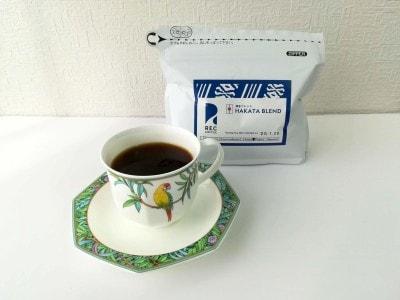 RECCOFFEEの定番「博多ブレンド」はクセなく誰でも飲みやすい中煎りのブレンドコーヒー