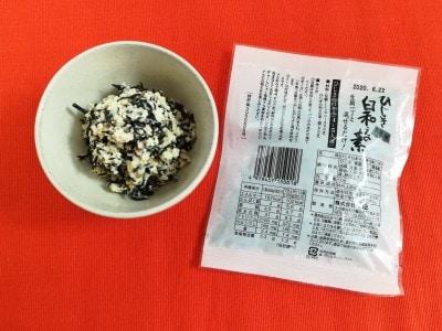 木綿豆腐1丁と「白和えの素」1袋で4~5人前の白和えがつくれます