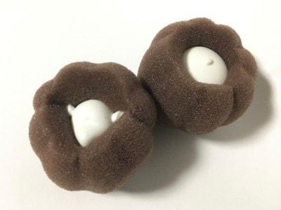 セリアの「羊の洗濯ボール」2個入り