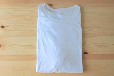 パッと見は普通のTシャツだからこそ、使いやすい。