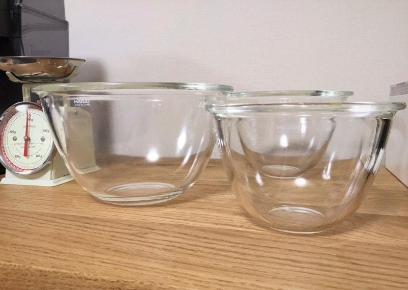 耐熱 ボウル ガラス